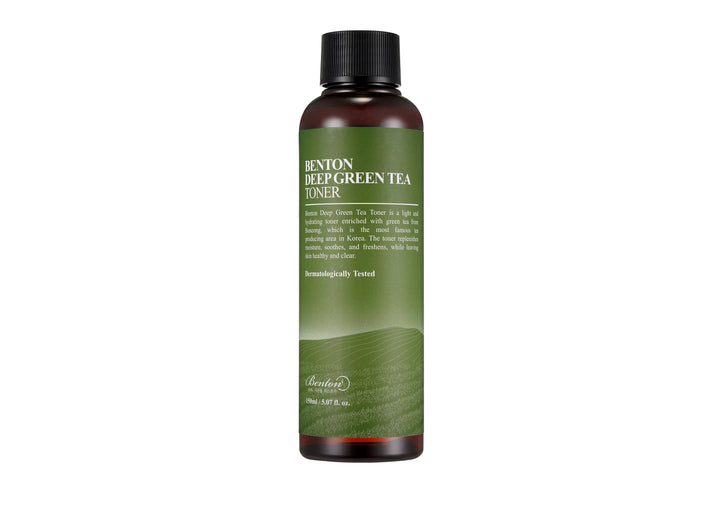 benton deep green tea toner - Skin Library UK