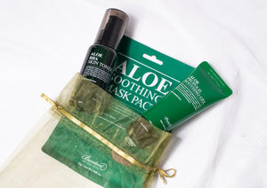 Benton Aloe Essentials Kit (Travel-size)