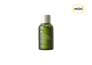 [MINI] BLITHE Patting Splash Mask Soothing & Healing Green Tea 70ml - skin library UK