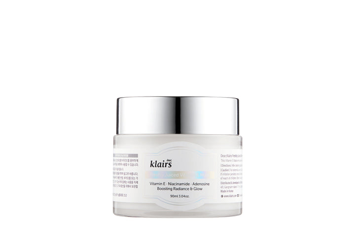 KLAIRS Freshly Juiced Vitamin E Mask - Skin Library UK