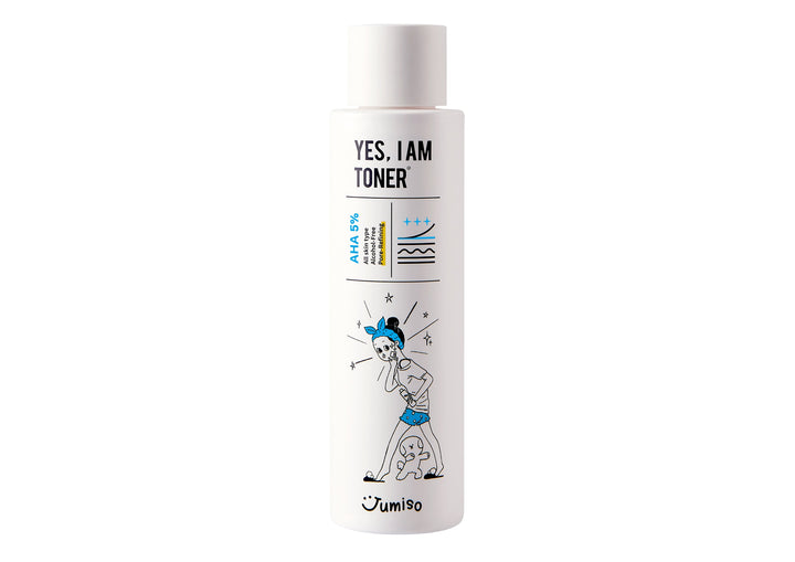 HELLO SKIN Jumiso Yes I am Toner AHA 5% 125ml