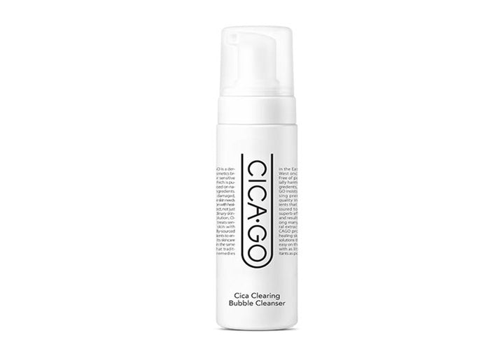 ISOI Cicago Cica Clearing Bubble Cleanser - skin library UK