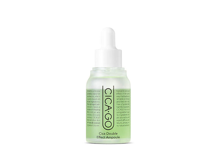 ISOI Cicago Cica Effect Ampoule - Skin Library UK