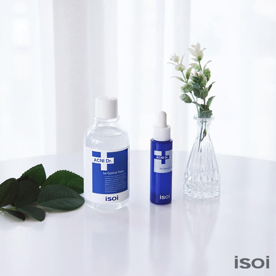 ISOI Acni Dr. 1st Control Tonic - for acne prone skin - Skin Library UK