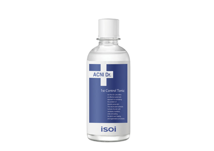 ISOI Acni Dr. 1st Control Tonic - Skin Library UK