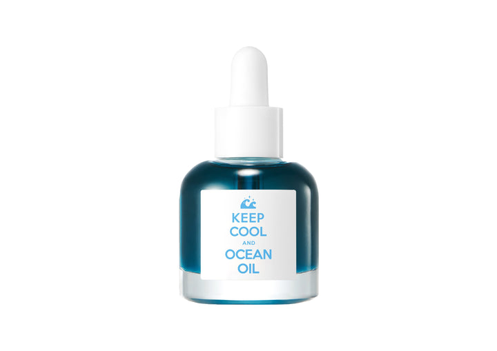 KEEP COOL Ocean Deep Blue Oil - Skin Library UK