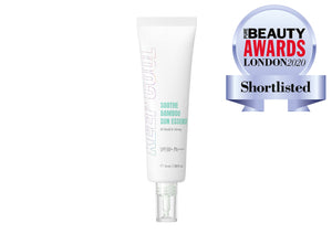 KEEP COOL Soothe Bamboo Sun Essence Pure Beauty Awards London 2020 Shortlist