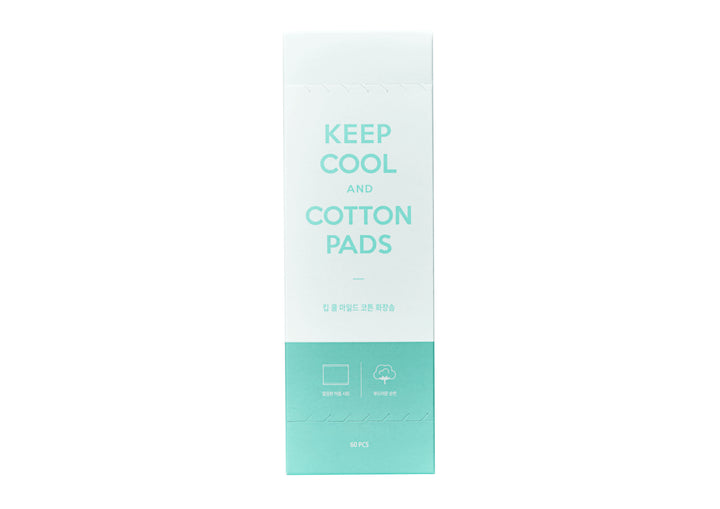 KEEP COOL Mild Cotton Pads