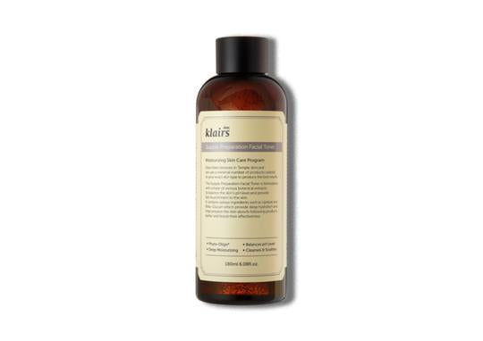 KLAIRS Supple Preparation Facial Toner - skin library uk