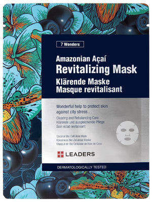 LEADERS 7 Wonders Amazonian Acai Anti-Pollution Mask - Skin Library UK