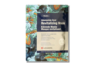LEADERS 7 Wonders Amazonian Acai Anti-Pollution Mask