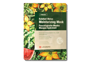 LEADERS 7 Wonders Kalahari Melon Moisturising Mask - Skin Library UK