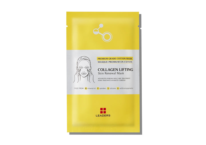 LEADERS Collagen Lifting Skin Renewal Mask - Skin Library UK
