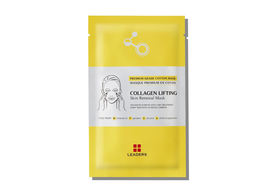 LEADERS Collagen Lifting Skin Renewal Mask