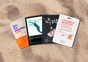 Sheet Mask Set for Acne and Pore Care V2 - skin library uk