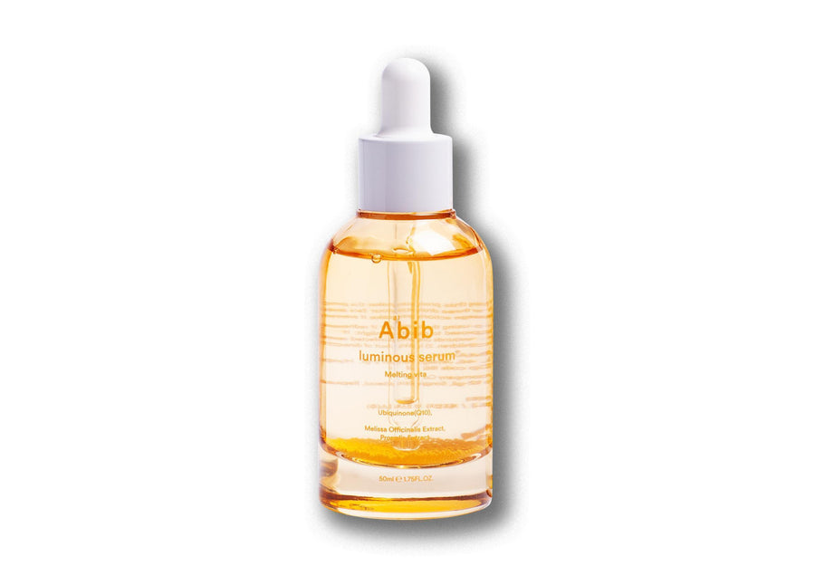 ABIB Luminous Melting Vita Serum Brightening Skin Library