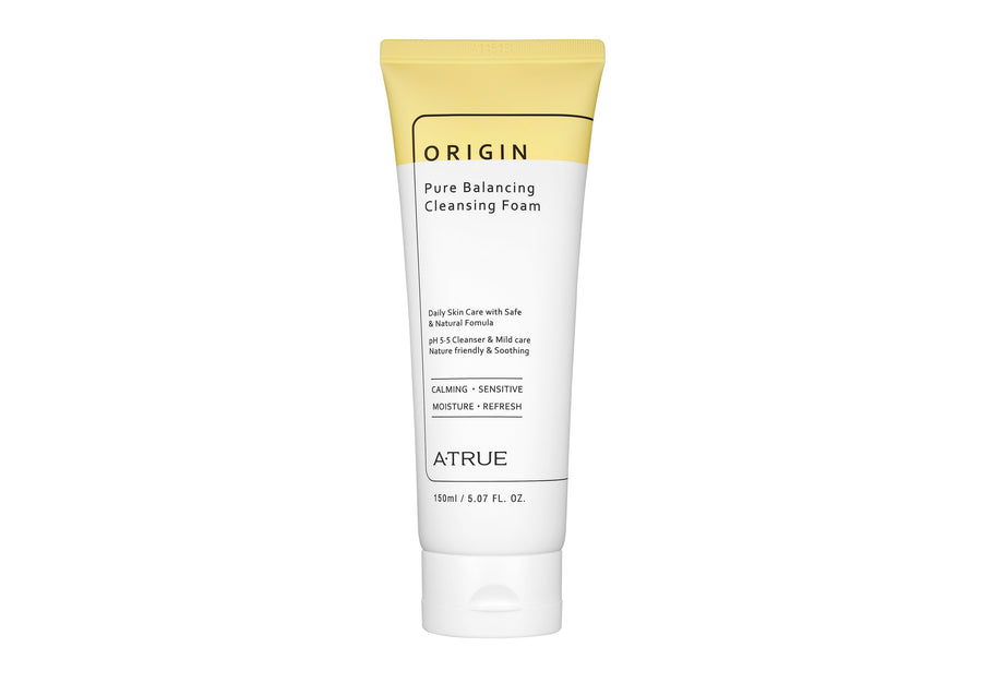 Atrue Original pure balancing cleansing foam