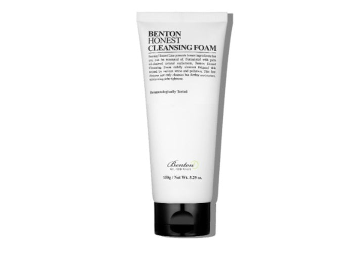 BENTON Honest Cleansing Foam - Skin Library UK