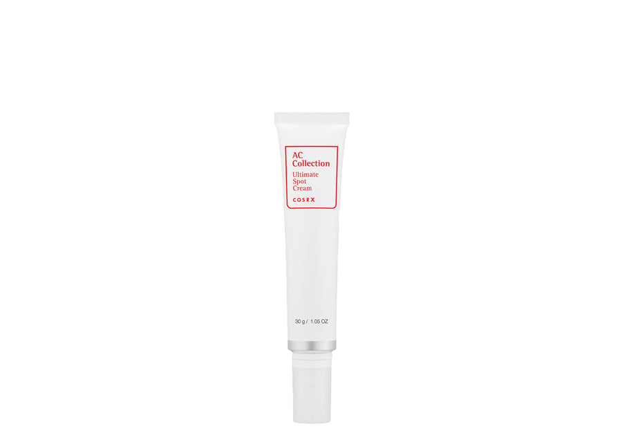cosrx ac collection ultimate spot cream 30g - Skin Library UK