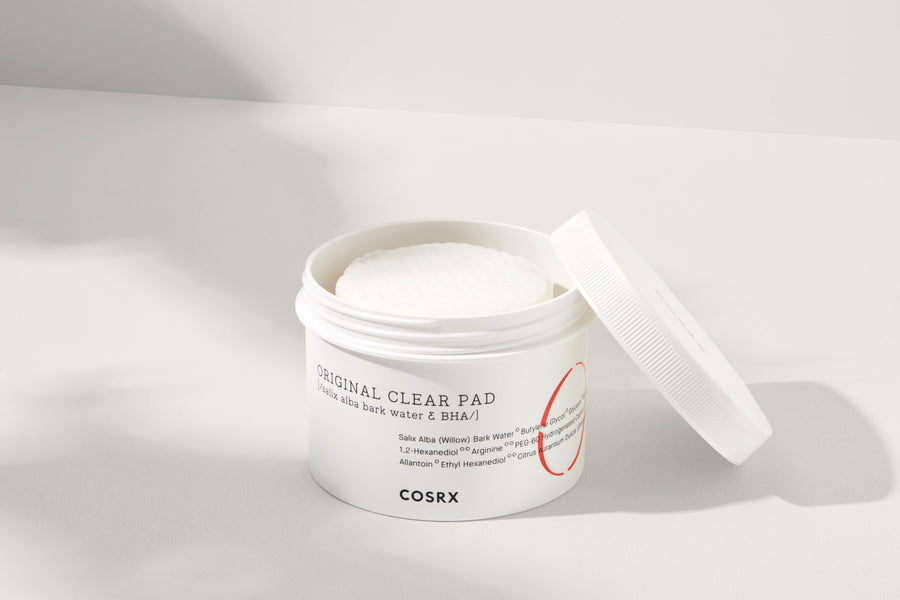 Cosrx acne pimple pad with BHA - Skin Library UK