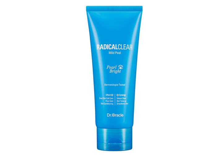 Dr. Oracle Radical Clear Mild Peel Bright 100ml - Skin Library UK