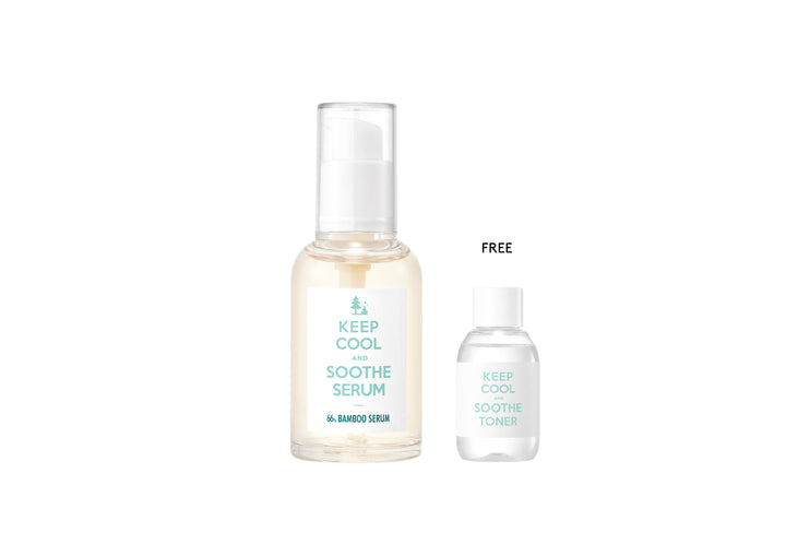 KEEP COOL Bamboo Soothe Serum