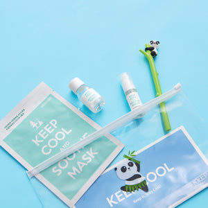 [MINI] KEEP COOL Bamboo Soothe Serum 5ml - skin library UK