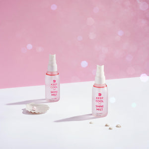 Keep Cool Shine Fixence Mist - brightening - Skin Library UK