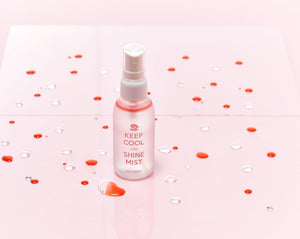Keep Cool Shine Fixence Mist - for fixing makeup -Skin Library UK