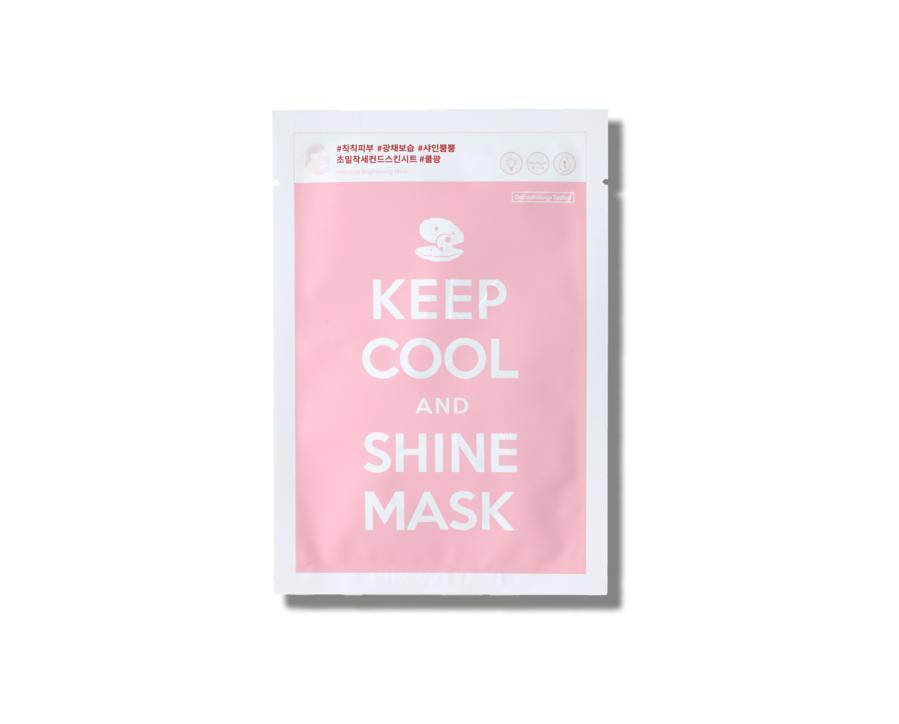 KEEP COOL Shine Sheet Mask
