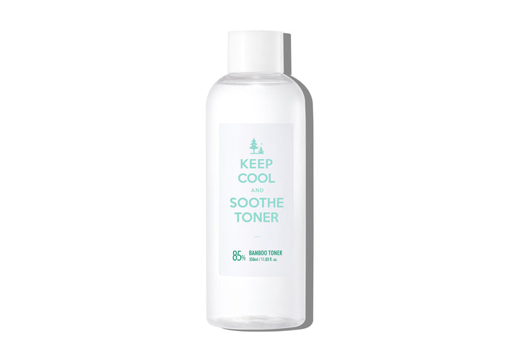 KEEP COOL Soothe Bamboo Toner - Skin Library UK