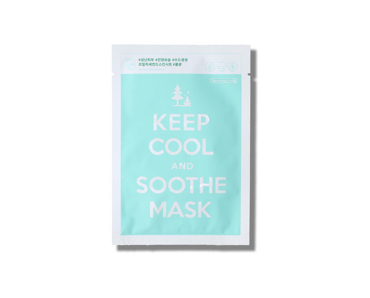 KEEP COOL Soothe Sheet Mask - Skin Library UK