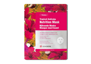 LEADERS 7 Wonders Tropical Andiroba Nutrition Mask - Skin Library UK