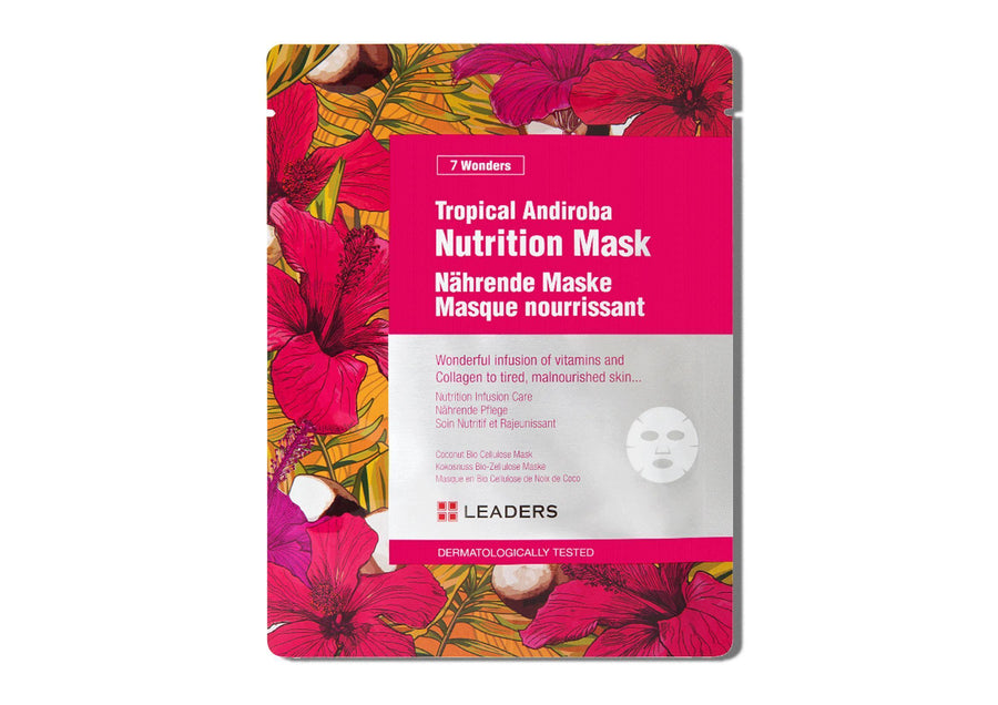 LEADERS 7 Wonders Tropical Andiroba Nutrition Mask