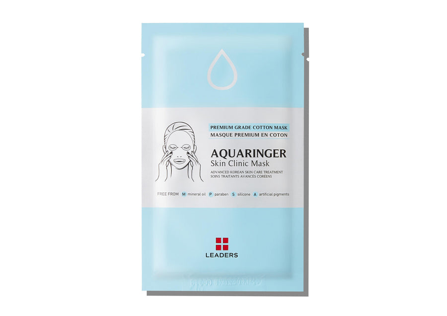 LEADERS Aquaringer Skin Clinic Mask - Skin Library UK