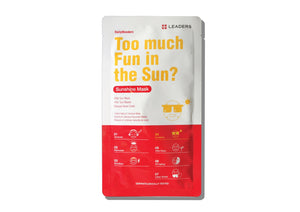 LEADERS Daily Wonders Too Much Fun In The Sun Mask - Skin Library UK
