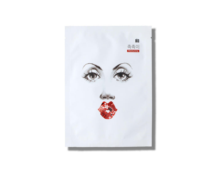 OKA Boosting Moisture Up Sheet Mask