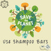 Love the planet? Use shampoo bars!