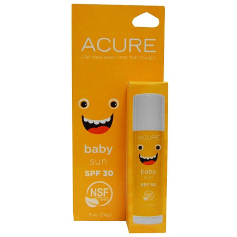Acure Baby Sunscreen SPF 30