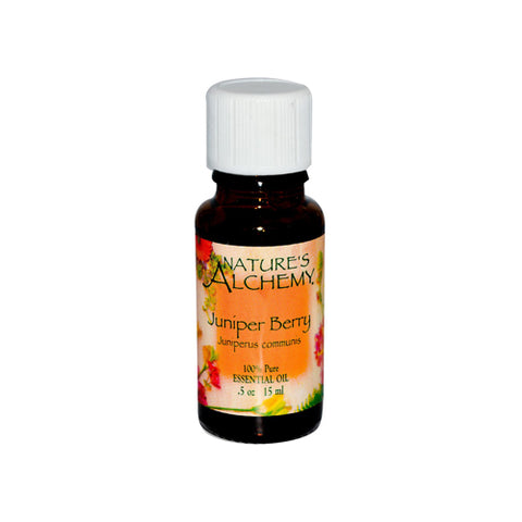 Nature's Alchemy Essential Oil Juniper Berry