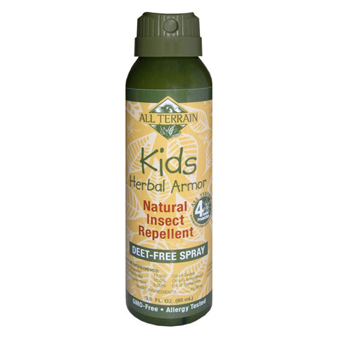 All Terrain Herbal Armor Natural Insect Repellent Kids Cont Spray
