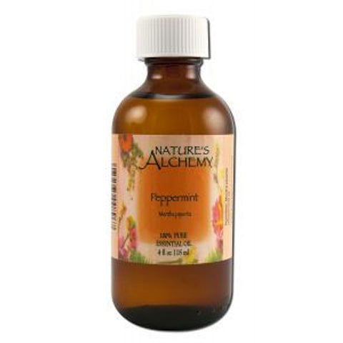 Nature's Alchemy Essential Oil 100% Pure Peppermint