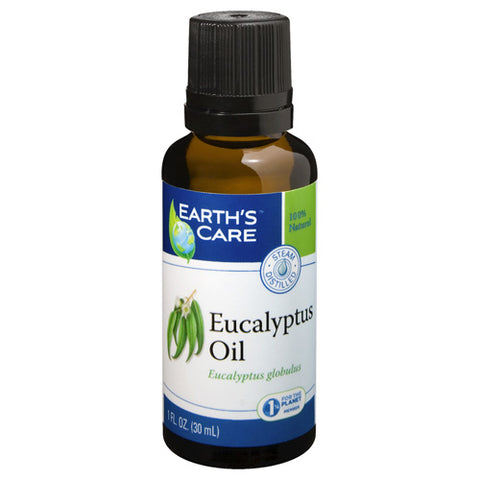 Earth's Care Essential Oil 100% Pure Natural Eucalyptus