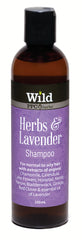 Wild PPC | Herbs & Lavender Hair Shampoo for Normal to Oily Hair-250ml