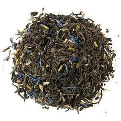 Lavender Earl Grey. A unique and very popular blend! Combines the intoxicating scent of French Lavender with classic Earl Grey. This one's a must try!