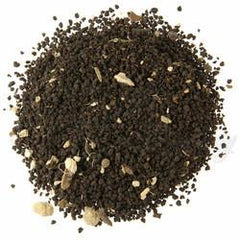 Masala Chai Black Tea with Full bodied black tea enhances South India Masala spices. Cardamom notes and lively ginger.
