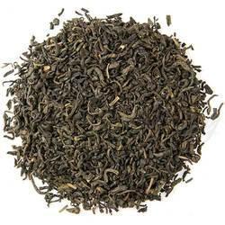 Organic Jasmine Green -USDA Certified from Fujian China, A green tea with surprising body and a captivating floral character accentuated by Jasmine blossoms.