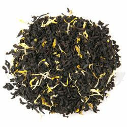 Organic Peach Apricot Black tea with luscious sweet peach and full flavour apricot.