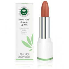 PHB Beauty, Organic Lip Tint: Petal, Organic and Makeup UK, Ethical Cosmetic Product