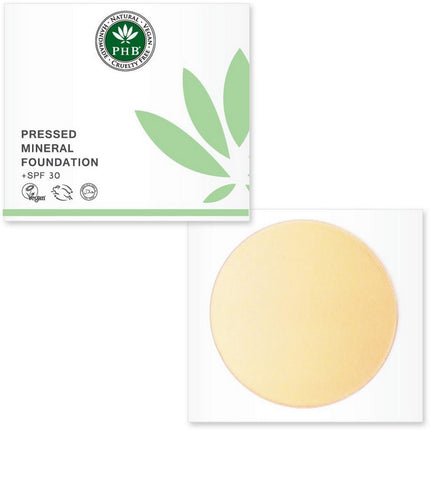 PHB Ethical Beauty | Pressed Foundation SPF30 : Fair